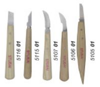 Stubai Knives & Knife Set - 5pc