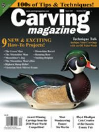 Carving Magazine Issue #34 SUMMER 2011