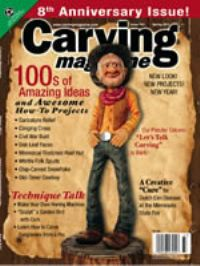 Carving Magazine Issue #33 SPRING 2011
