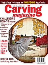 Carving Magazine Issue #22 SUMMER 2008