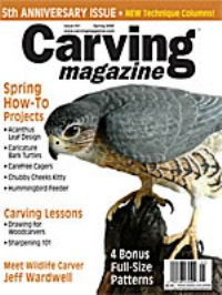 Carving Magazine Issue #21 SPRING 2008
