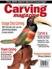 Carving Magazine Issue #17 SPRING 2007