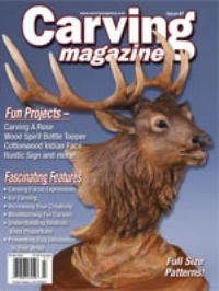 Carving Magazine Issue #07 FALL 2004