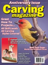 Carving Magazine Issue #05 SPRING 2004