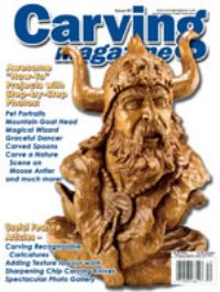 Carving Magazine Issue #03 FALL 2004