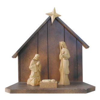 Nativity Set - 4pc