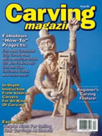 Carving Magazine Issue #02 SUMMER 2004