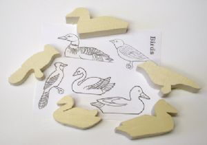 5-pc Bird Carving Kit (991240)