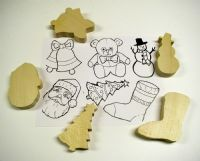 Christmas Ornament Kit-6pc (991260)