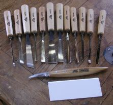 Sculptor's Carving Set-14pc (8