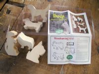 5- Pc Dog Carving Kit (991210)