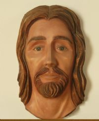The Face of Jesus II