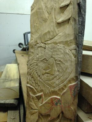 Relief Carving (1 Day)