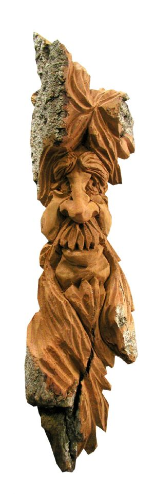 Carving Wood Spirits (1 Day)