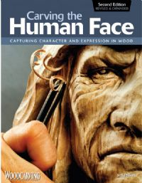 Carving The Human Face (2nd Edit)