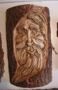 "Woodspirit ""Sam"" - 16"""