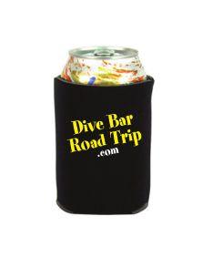 Dive Bar Can Cooler
