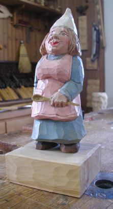 Mrs Gnome
