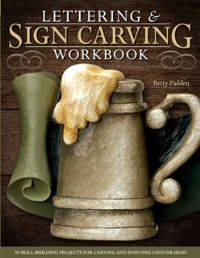Lettering & Sign Carving Workbook
