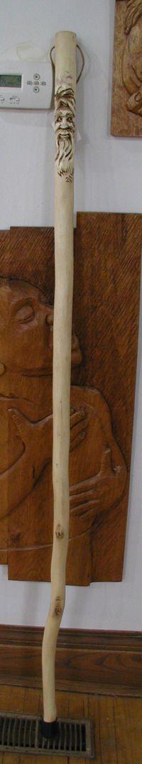Aspen Walking Stick / Pole