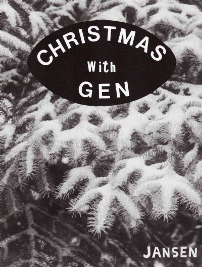 Christmas with Gen