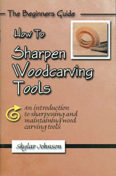 How to Sharpen Woodcarving Tools